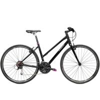 "Велосипед Trek 16"" 7.3 FX WSD 15L Seeglass Trek Black HBR 700C"