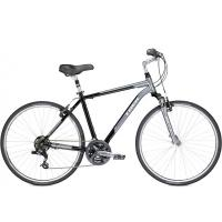 Велосипед Trek Verve 2 15 Graphite/Metallic Black HBR 700C
