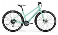 Велосипед Merida Crossway Urban 100 Lady MattMintGreen/GlossyMint 2019 S(46cm)
